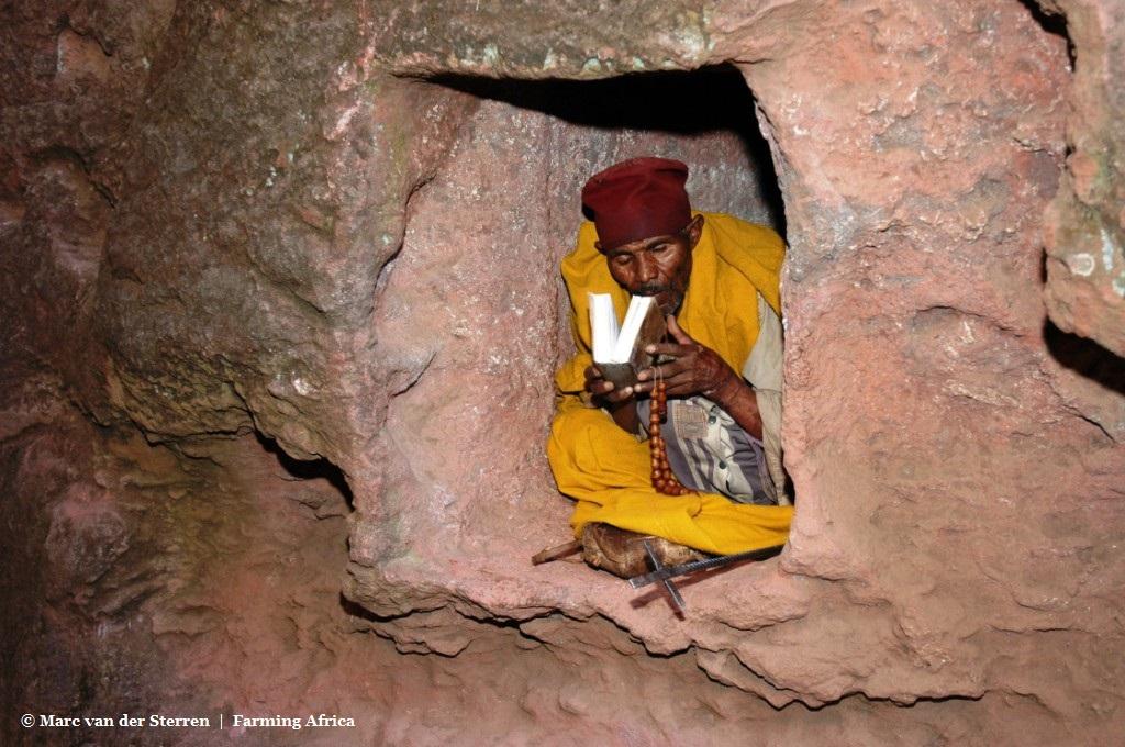 De Ethiopisch Orthodoxe kerk is veel ouder dan de meeste andere Christelijke stromingen ter wereld, maar de bijbel is er geen oud boek