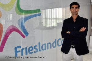 'Milk is a Human Right' says Rahul Colaco, Managing Director at FrieslandCampina Wamco Nigeria PLC