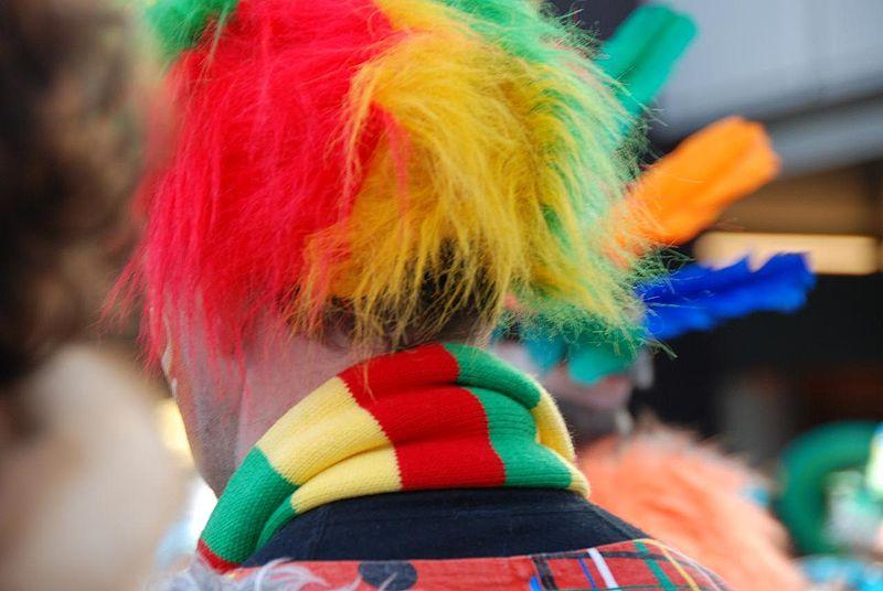Carnavalist © WikimediaCommons